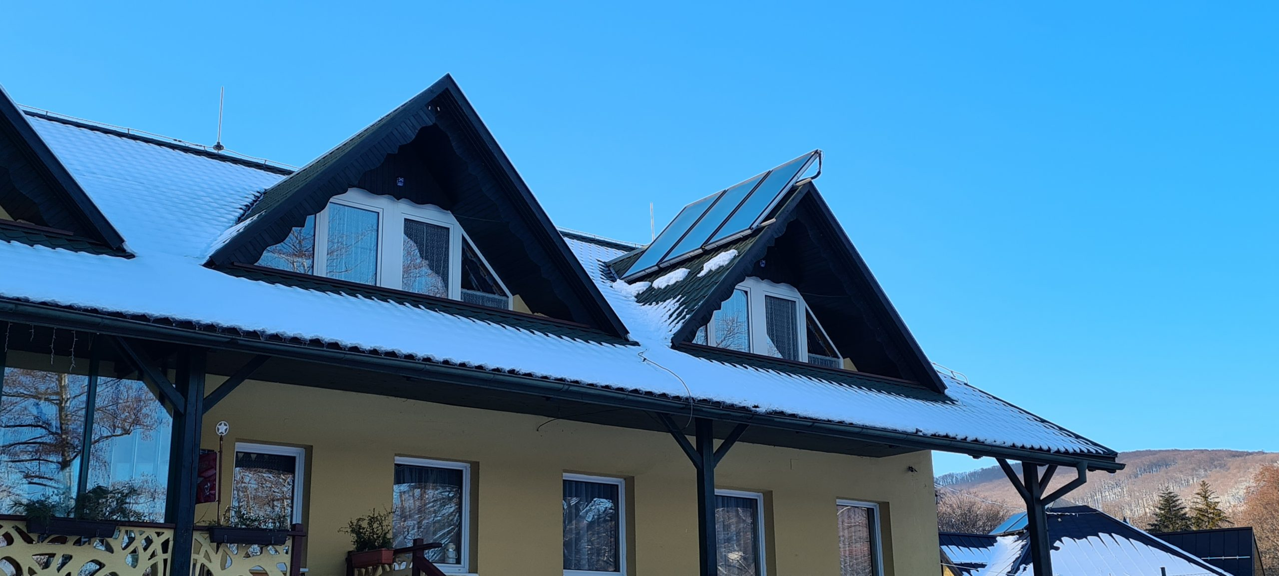 Montáž solárných systémov